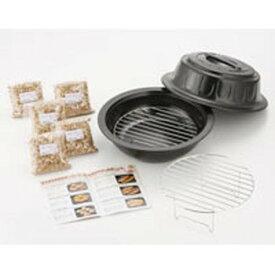 【トーセラム】お手軽燻製鍋(スモークチップ5袋セット) TSPPN31D5 直火用
