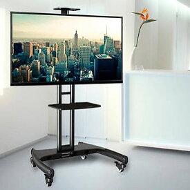 テレビスタンド 壁寄せ 3-1 ハイタイプ キャスター付き 移動式 壁掛け 壁寄せテレビスタンド テレビ台
