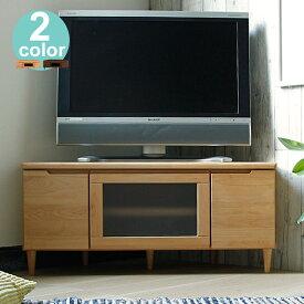 コーナーテレビボード FINE(ファイン)ハイタイプ テレビ台 コーナー ローボード コーナーテレビ台 木製 北欧 おしゃれ 角 ナチュラル 32型 収納 ダークブラウン テレビボード コーナータイプ 完成品