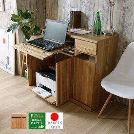 国産 パソコンキャビネット Octi(オクティ) デスク パソコンデスク PCデスク キャビネット 日本製 国産 完成品 デスク パソコンデスク PCデスク キャビネット 収納 新生活