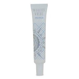 【医薬部外品】【美容ジェル 40g 1本】ホワイトヴェール ディープクリアジェル WHITE VEIL deep clear gel 40g 約1ヶ月分 ジェル状美容液 デリケートゾーン 美白ジェル 日本製 無添加 美容ジェル