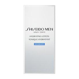 【資生堂認定】税込3980円送料無料 資生堂メン ハイドレーティングローション【化粧水】 [SHISEIDO MEN/シセイドウメン]