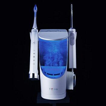 水素オーラルケアT−TIME電動歯ブラシ付き