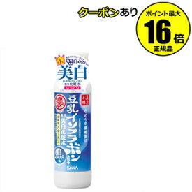 【全品共通10%クーポンあり】なめらか本舗 豆乳イソフラボン 薬用美白しっとり化粧水