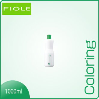 Fiore BL color OX6 dyed hair supplements No. 2 agent 1000 ml pharmaceutical products industrial FIOLE BL (tax included) more than 10,800 yen buying at points 10 times