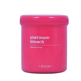 ルベル プラチナブリーチ(350g)【ヘアケア】【ヘアカラー】Lebel platinumm bleach【サロン専売品】