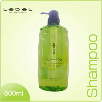 LebeL IAU Lycomint cleansing icy(NET 600ml)