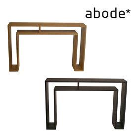 abode アボード SHOJI Large Console ラージ コンソール テーブル[シンプルでおしゃれなデザインの家具 インテリアとしてもおすすめのテーブル 国産の木製のコンソールテーブル] メーカー直送