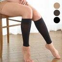 ギロファ・ふくらはぎサポーター・メモリー02 両足用 男女兼用[S/M/L/ブラウン/ブラック/ベージュ 医療機器 ふくらは…