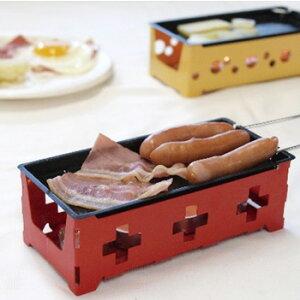 NOUVEL ヌーベル ヒートチーズアットホーム スイス 309397[ラクレットグリルデュオ(ラクレットオーブン)でスイス料理ラクレット!ラクレットチーズでハイジのチーズ料理(チーズ/名物料理)]