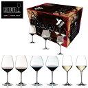 RIEDEL <エクストリーム> バリューパック 6個入 BUY4 GET6[カベルネ/ピノ・ノワール/リースリング ワイングラス ド…