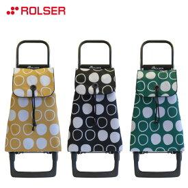 【クーポンあり】ROLSER ロルサー JOY SYMBOL[ロルサー ショッピングカート キャリーケース キャリーカート ソフト キャリーバッグ おしゃれ 女性 レディース]