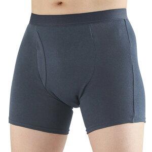 健康失禁パンツ ボトムシークレット 1枚[失禁パンツ 男性用 尿漏れパンツ 男性 メンズ 下着 インナー ボクサー パンツ ボクサーパンツ 50cc]