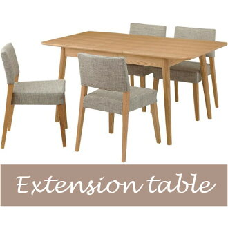 Extension Table Scandinavian Country Style Simple Interior Living Room Dining Extendable Only Sales Not About The Chair