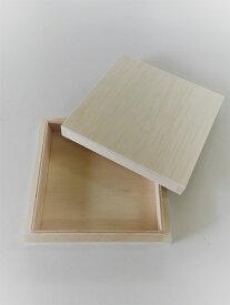 ギフト用木箱 (内寸:150×150×30)
