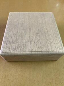 桐箱 国産 収納 アクセサリー 薬 小物入れ 印鑑入れ高級