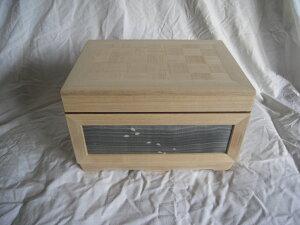 レジェンドボックス(小箱)(単品)(結筐) 職人技 国産 桐製 収納 手作り アクセサリー 小物入れ 布 高級 細工 オリジナル コラボ 写真 ペット おしゃれ