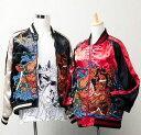 ねぶた スカジャン 竹浪比呂央 ねぶた祭り ねぷた 青森 祭り ファッション