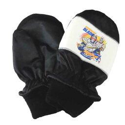小孩/小孩★假面騎士辮子/雪手套(連指手套)/滑雪手套/袖口編織物
