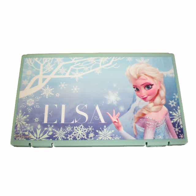 アナと雪の女王☆マスクケース/不織布のマスクが3枚収納可能/Disney/Elsa