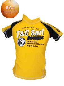 T&C Surf Designs★ラッシュガード/スイムシャツ/スイムウェア/水着/紫外線カット/キッズ/男の子/子供