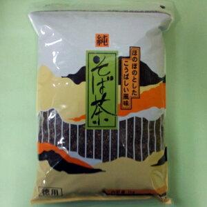 日穀製粉そば茶