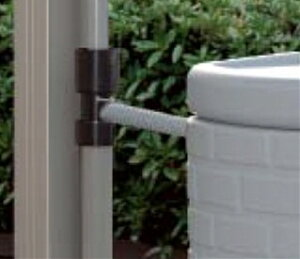 YKKAP 雨水タンク用たて樋セット『カーポートオプション』