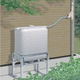 フクビ化学工業 雨水貯水システム エコレイン 分流器ブラウン色タイプ グレー