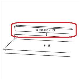 岩井工業所 アプローチ オプション 後付キャップ ガルバリウム鋼板製 1200 *本体と同時購入価格 『ひさし』