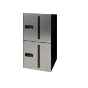 田島メタルワーク マルチボックス MULTIBOX GX-D2W 中型荷物用 ステンレス 『集合住宅用宅配ボックス マンション用』