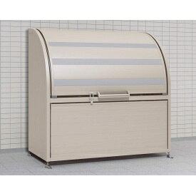 四国化成 ゴミストッカー AP2型(725L) GSAP2-1512SC 『ゴミ袋(45L)集積目安 16袋、世帯数目安 8世帯』 『ゴミ収集庫』『ダストボックス ゴミステーション 屋外』 ステンカラー