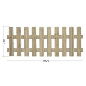 『欠品中』タカショー e-ウッドフェンス10型(アメリカン) 『緑化 天然木フェンス 柵』 別注塗装済み(ホワイト)