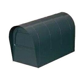 リクシル TOEX アメリカンポスト 前入れ後取出し(ポストのみ) 『リクシル』 『郵便ポスト』 スモークグリーン