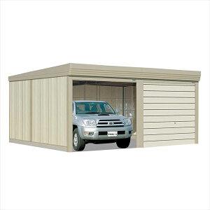 タクボガレージ ベルフォーマ SM-S6253 多雪型 標準型 2台用 『シャッター車庫 ガレージ』