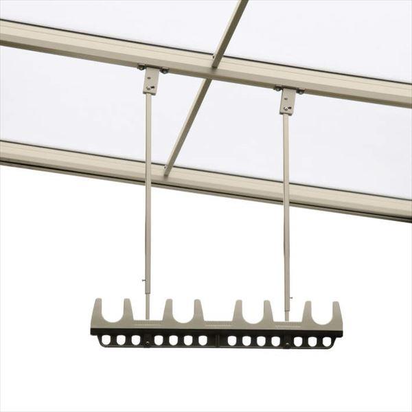 三協アルミ 竿掛け 吊り下げ型 調整式 標準 2本入り SATV-03K-2   『物干し 屋外』
