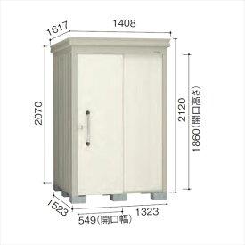 ダイケン ガーデンハウス DM-Z DM-Z1315-NW 一般型 物置  『中型・大型物置 屋外 DIY向け』 ナチュラルホワイト
