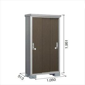 ヨドコウ ESE/エスモ ESE-1005A DW 小型物置  『追加金額で工事も可能』 『屋外用収納庫 DIY向け ESD-1005Aのモデルチェンジ』 ダークウッド