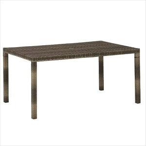 杉田エース パティオ・プティ サハラ・ダイニング テーブル 6人掛け 660-104 『ガーデンチェア ガーデンテーブル ガーデンファニチャー』