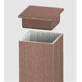 リクシル TOEX デザイナーズパーツ 柱材用キャップ 70×70用 1個入り 8TYE28□□ 『外構DIY部品』
