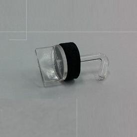 ポリカーボネート ワンタッチフック 23mm 100個入り 【カーポート・テラスの屋根の修理、雨漏りなどのメンテナンスやリフォームをDIYで】