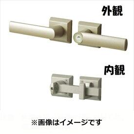 三協アルミ 形材門扉用 錠前 打掛け錠 両開き用 LFU-01 『単品購入価格』