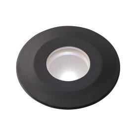タカショー ダウンライト(ローボルト) ミニフラットライト2型 HCD-W03B #73173200 *LED交換不可 『エクステリア照明 ライト』 ブラウン/LED色:白