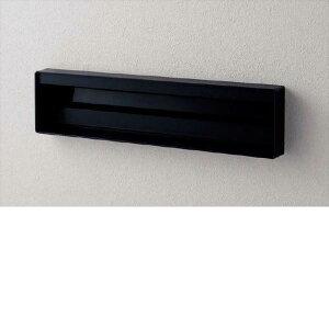 パナソニック ユニサス 口金タイプ 2Bサイズ CTCR7821TB ダイヤル錠 表札スペースのみ 『郵便ポスト』 鋳鉄ブラック