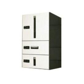 田島メタルワーク マルチボックス MULTIBOX GX-D5WN 上段タイプ 小型荷物用/中型荷物用(捺印装置付) スチール 『集合住宅用宅配ボックス マンション用』