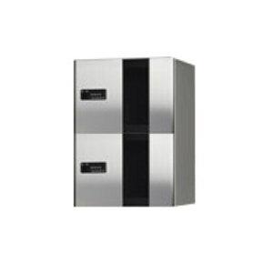 田島メタルワーク マルチボックス MULTIBOX GXE-2 中型荷物用 上段タイプ 『集合住宅用宅配ボックス マンション用』 へアライン
