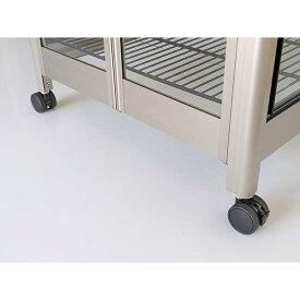 スワン商事 折り畳み温室オプション 温室キャスター(BR型) 4個セット