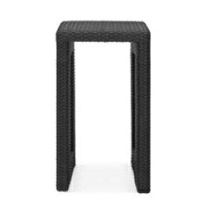 リクシル TOEX メジャラタンSテーブルA11 『ガーデンテーブル』 ブラック