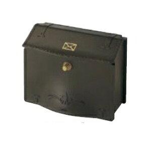 リクシル TOEX エクスポスト デザインタイプ D-1型 『リクシル』 『郵便ポスト』 ラスティブラウン