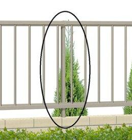 三協アルミ 形材フェンス マイエリア2 自在柱 H600用 JFP3-06 『アルミフェンス 柵』