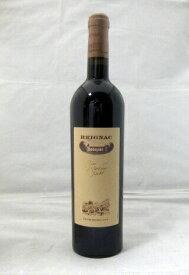 シャトー・レイニャック【2000】750ml(de Reignac)【神の雫掲載】【WA92】【ボルドー】【成人・20歳】【プレゼント】【赤ワイン】【フランス】【輸入元・フィラデス】